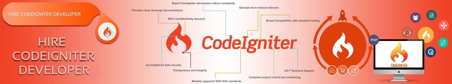 Hire CodeIgniter developer | Codeigniter development | Crest