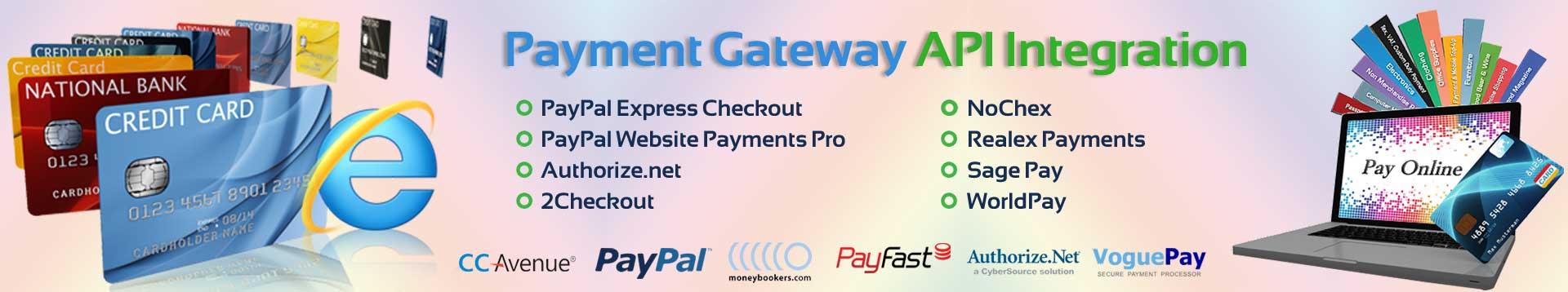 Payment Gateway API Integration | Payment Integration | Crest Infotech